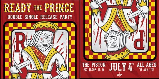 Ready the Prince double single release party