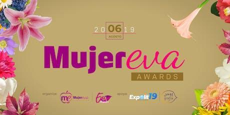 Premios MujerEva 2019 tickets