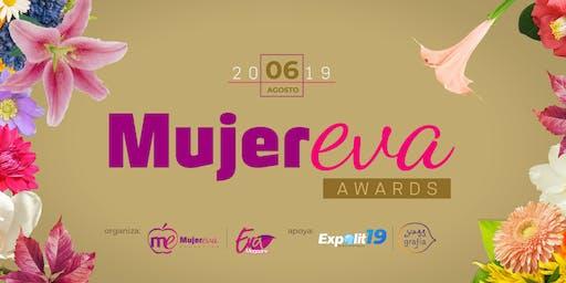 Premios MujerEva 2019