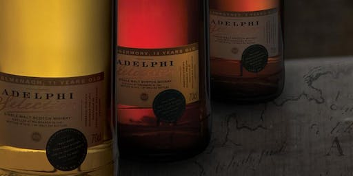 Adelphi Selection New Release Scotch Tasting