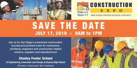 CONSTRUCTION EXPO 2019 tickets