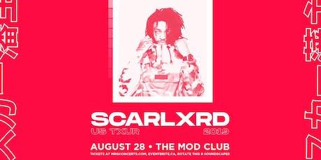 Scarlxrd tickets