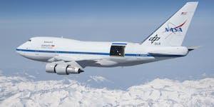 Christchurch Aerospace Meet Up #7:  Welcome Back SOFIA