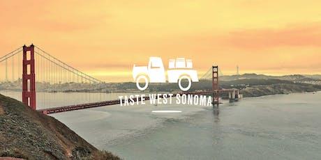 Vintage Roots - Taste West Sonoma Group Wine Tasting tickets