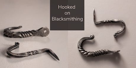 Hooked on Blacksmithing with Jonathan Maynard 7.26.19 tickets
