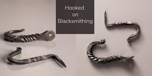 Hooked on Blacksmithing with Jonathan Maynard 7.26.19