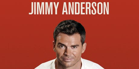 In Conversation with Jimmy Anderson tickets