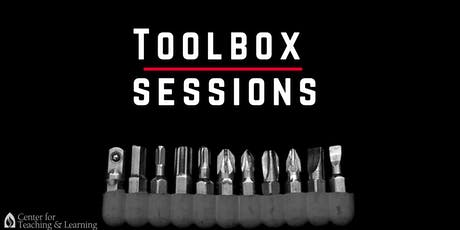 Toolbox Sessions tickets