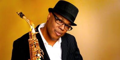 Just Jazz Live Concert Series Presents Greg Osby