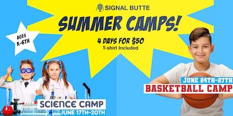 QC Summer Camps tickets