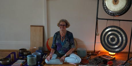 Sound Bath Meditation Orange  tickets