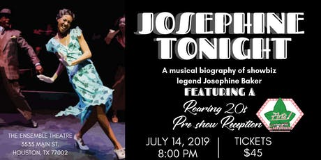 A Night at the Theatre with ILECF: Josephine Tonight tickets