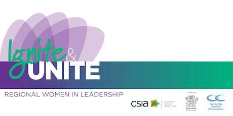 Ignite and Unite: Regional Women in Leadership - Fraser Coast tickets