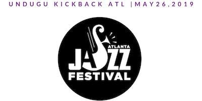 Undugu ATL Kickback @ Atlanta Jazz Festival
