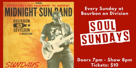 Midnight Sun: Soul Sunday's tickets