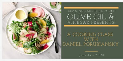 A Cooking Class with Chef Daniel