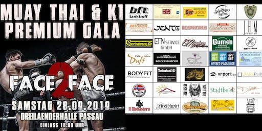 Face2Face Muay Thai Premium Gala