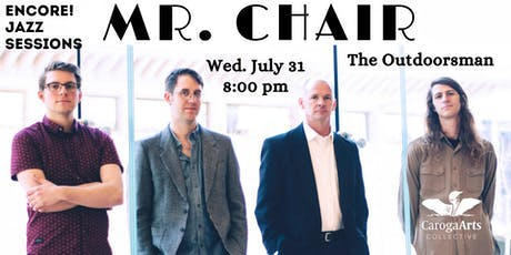 Mr. Chair - The Modern Classical Band tickets