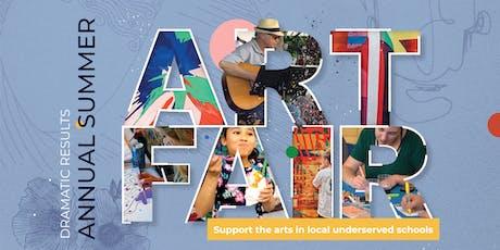 Summer Art Fair tickets