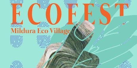 Mildura Fringe - ECOfest tickets