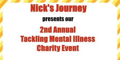 Tackling Childhood Mental Illness Charity Event - Second Annual