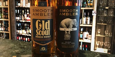 Smooth Ambler Whiskey Tasting