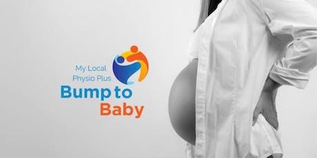 Bump to Baby: Pelvic Health Education tickets