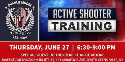 Active Shooter Seminar