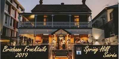 Brisbane frocktails 2019