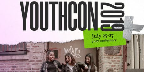 YouthCon 2019 tickets