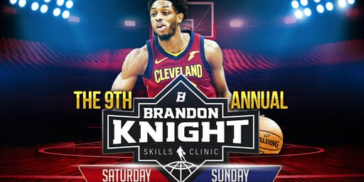 9th Annual Brandon Knight Skills Clinic