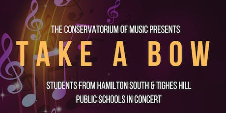 Take a Bow - Hamilton South and Tighes Hill students in concert  tickets