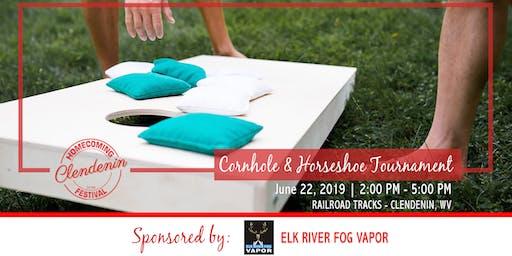 2019 Clendenin Homecoming Festival Horseshoe Tournament