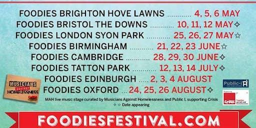 Foodies Festival Birmingham - GOOD TIMES