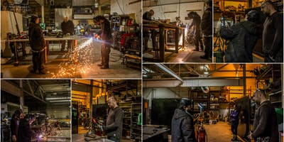 Intro to TIG welding with Fred Manke 10.17.19