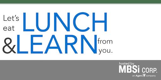 MBSi's Washington D.C. Area Lunch & Learn