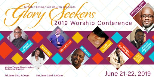Glory Seekers Worship Conference 2019
