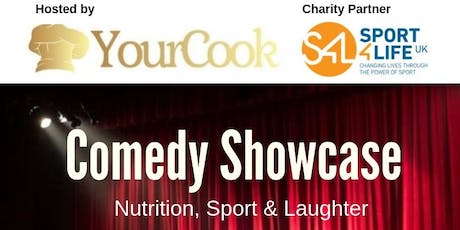 YourCook Comedy Showcase: Nutrition, Sport & Laughter tickets