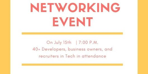 Networking Event for all IT Professionals Hosted by Detroit Labs