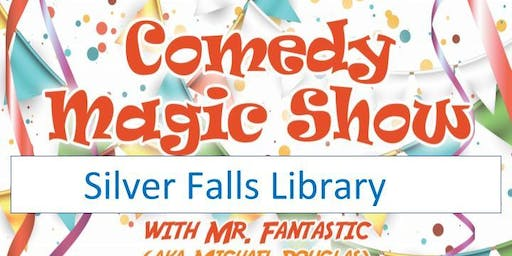 Silver Falls Library Magic
