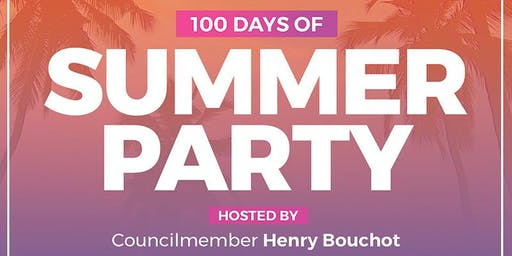 100 Days of Summer Party