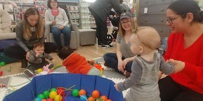 Baby Sign & Sensory Play