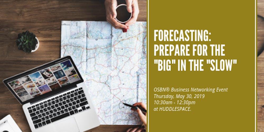 7dd988cf2 Forecasting  Prepare for the