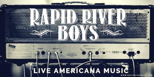 RAPID RIVER BOYS // LIVE AT TIMBERYARD BREWING COMPANY