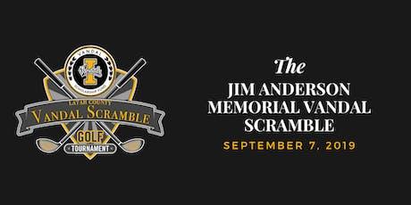 Jim Anderson Memorial Vandal Scramble tickets