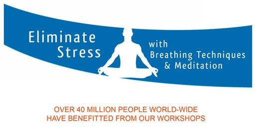 FREE Event: Breathe, Meditate & Be Happy