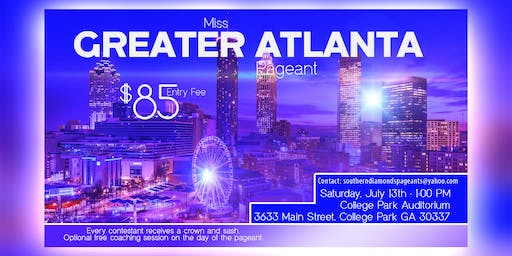 Miss Greater Atlanta Pageant