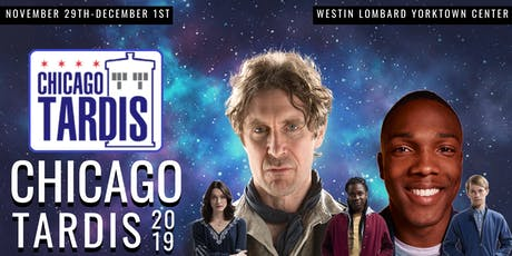 Chicago TARDIS 2019 Artist Alley Sign-Up tickets