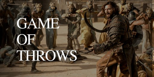 GOT : GAME OF THROWS