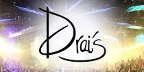 HALLOWEEN PARTY @ DRAIS NIGHTCLUB LAS VEGAS GUEST LIST tickets